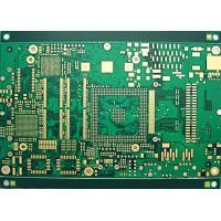 Buy cheap Four Layers Immersion Gold PCB from wholesalers