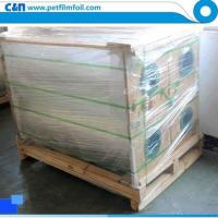 Buy cheap Corona treated polyester film for releasing from wholesalers