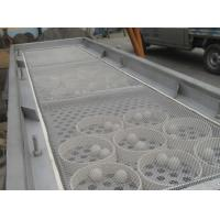 Wholesale Linear vibrating shaker machine for Grape material from china suppliers
