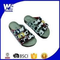 Wholesale durable and comfortable cork kids shoe from china suppliers
