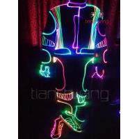 Wholesale Fiber Optic Costumes TC-105 from china suppliers