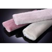 Weft faux fur fabric IMG_0098