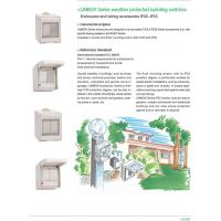 Wholesale Weather Protected Series Products UNIBOX Series weather protected isolating switches from china suppliers