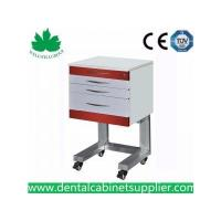 Mobile Dental Cabinet SSU-02 Stainless Steel Medical Cart