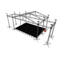 Buy cheap Truss big concert stage from wholesalers