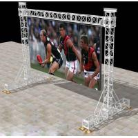 Buy cheap Truss led dispaly screen truss from wholesalers