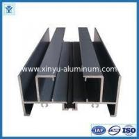 Clear anodize extruded aluminum profiles for pop-up exhibition stand