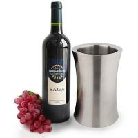 Wholesale Bar & Wine Tools Stainless Steel Insulated Wine Cooler Chiller, Ice Bucket from china suppliers