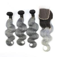 Extensions Ombre color hair wefts
