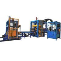 China Paver Machines Paver Machine RTQT4 Concrete Cement Block Machine on sale