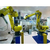 Wholesale High-pressure Casting Uni ROBOT GLAZING WORKING STATION from china suppliers