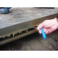 Cast iron cooling wall pipe and wall gap detection is less than 0.05mm