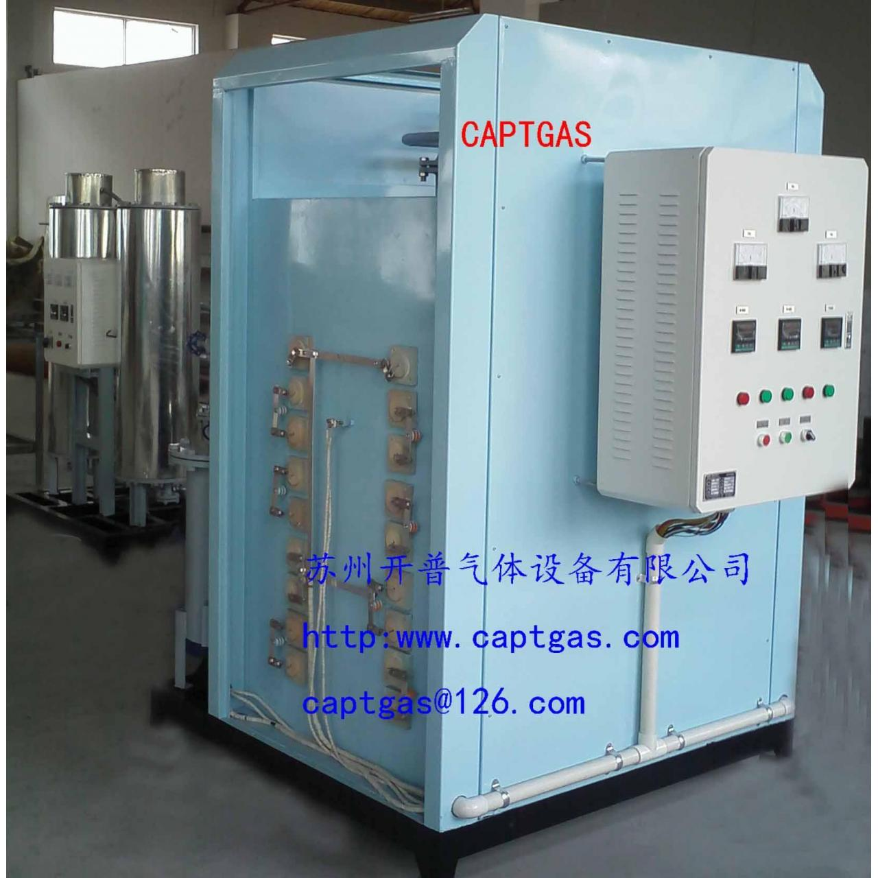Wholesale Ammonia decomposition furnace ENGLISH Ammonia decomposition hydrogen plant from china suppliers