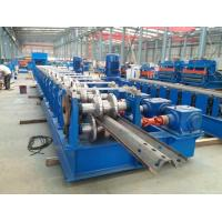 Buy cheap Fast Guardrail Forming Machine from wholesalers