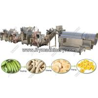 Buy cheap Automatic Banana Plantain Chips Production Line Plant from wholesalers
