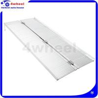 Buy cheap WR3001 Single-Fold Wheelchair Ramp from wholesalers