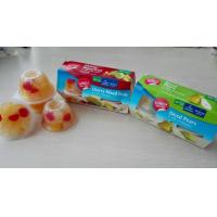 Wholesale fruits cups in syrup from china suppliers