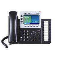 Optical fiber access network Grandstream GXP2160 6-line enterprise VoIP phone