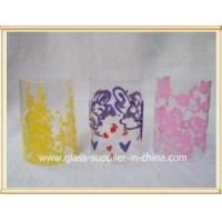 Wholesale Glass printing Autumn promotion gift from china suppliers