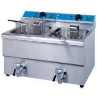 Counter top Electric Fryer HEF(IEF)-12L-2 CE APPROVED