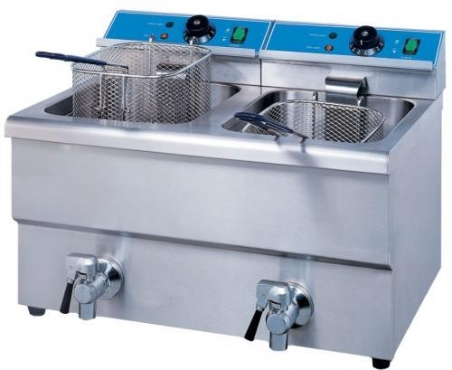 Quality Counter top Electric Fryer HEF(IEF)-12L-2 CE APPROVED for sale