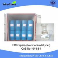 Wholesale Pharmaceutical And Pesticide Para-Chlorobenzald from china suppliers