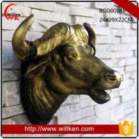 Wholesale Animal Statues Made in china handicraft polyresin sculpture cow from china suppliers
