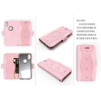 H-735 Lovely evening dress feature ladies style mobile phone case for iPhone X