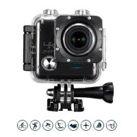 Wholesale 4K Sports Action Camera 12 Megapixel CMOS SONY Sensor 30Meters Waterproof from china suppliers