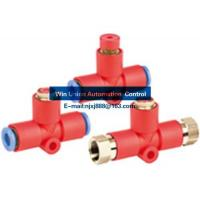 China SMC Residual Pressure Release Valve with One-touch Fittings KE on sale