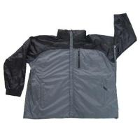Wholesale Hooded Mens Weatherproof Waterproof Rain Jacket Coats Clothing from china suppliers