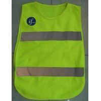 China Green Reflective Hi Vis Construction Security Safety Vest Clothing Wear on sale