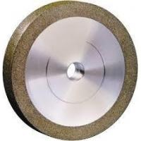 Buy cheap Moderate Hardness Green 5 Grinding Wheel with Various Sizes from wholesalers
