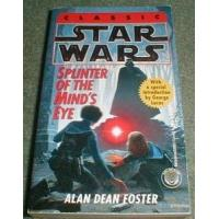 Wholesale 1994 Star Wars Splinter of the Minds Eye w/Classic Cover novel from china suppliers