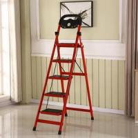Wholesale Milin 5 Steps Household Ladder with Multi-function Tray from china suppliers