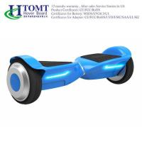 Red Electrical 2 Wheel Hoverboard Self Balancing Smart Scooter Low Consumption