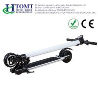 Wholesale 20 Km Range Folding Electric Kick Scooter With Front And Rear Suspension 24V , 4.4A , 6.6A , 8.8A from china suppliers