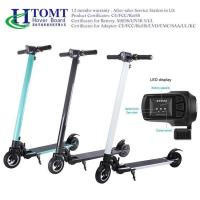 Wholesale Most Powerful Folding Lightweight Electric Scooter Motorized Kick Scooter from china suppliers