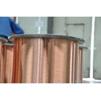 Buy cheap CLASS 130 155 / 180 Copper Enameled Wire , AWG 20 - 56 Self Solderable Copper Wire from wholesalers