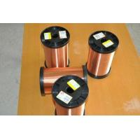 Buy cheap Enameled Round Colored Copper Wire Highly Heat Resistant For Electric Motor Winding from wholesalers