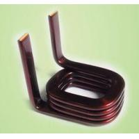 Buy cheap Self Bonding Enamelled Copper Wire , Fine Rectangular Copper Wire For Small Generator from wholesalers