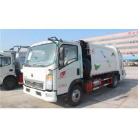 China Garbage truck on sale
