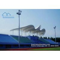 """Wholesale Giant Outdoor Stadium Tent Membrane <strong style=""""color:#b82220"""">Structure</strong> Shelter for Football Match Bleacher Cover Shade from china suppliers"""