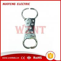 Buy cheap Aluminum Lockout Hasp Aluminum double end Lockout hasp from wholesalers