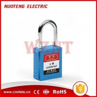 Buy cheap 38mm Steel Shackle Safety Padlock NT-A38S from wholesalers
