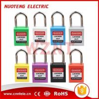 Buy cheap 38mm Short Steel Shackle Safety Padlock NT-38S from wholesalers