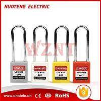 Buy cheap 76mm Long Steel Shackle Safety Padlock NT-76S from wholesalers