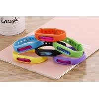 Bracelet Deet free mosquito defense repellent silicone bracelet band