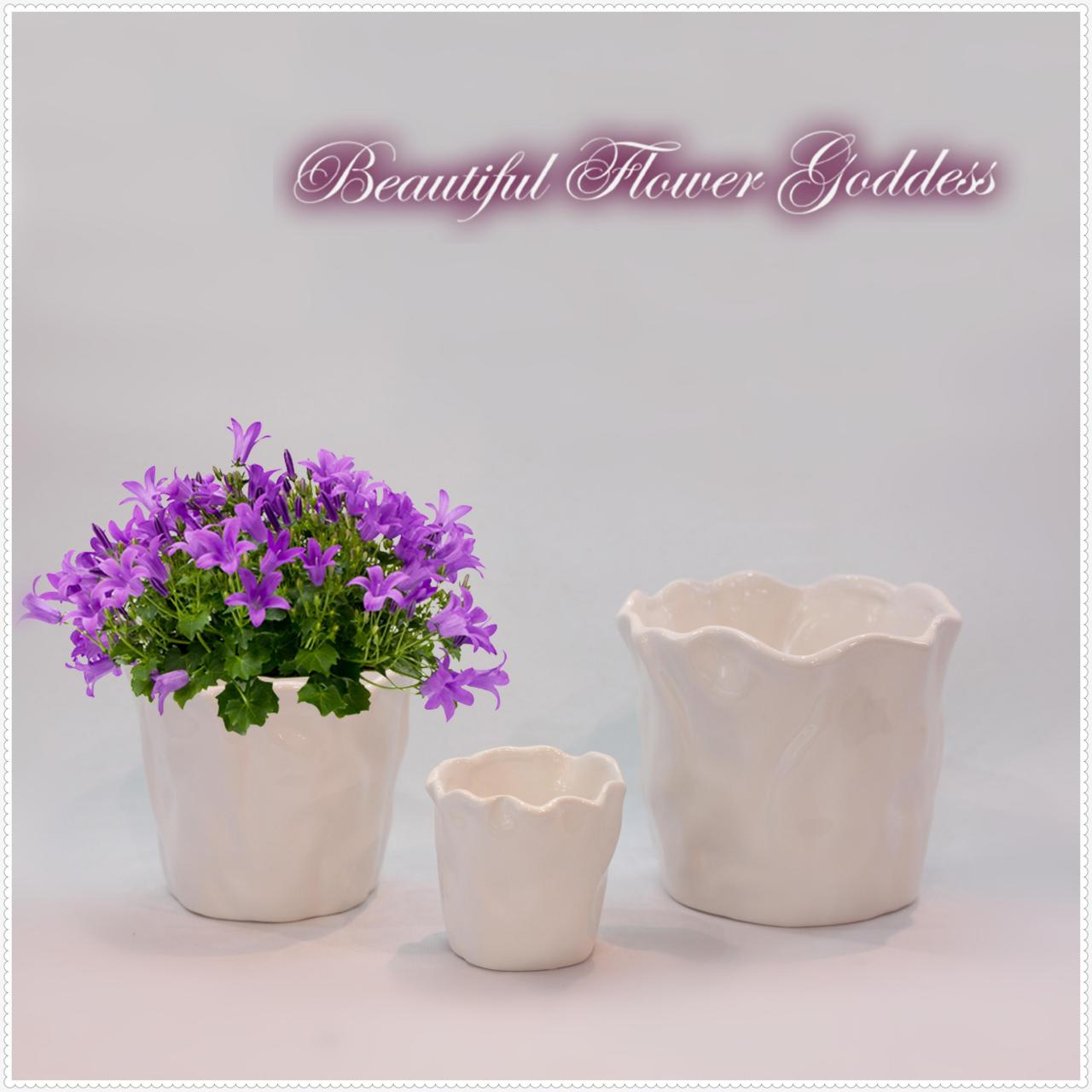 Wholesale Ceramic decoration pot Ceramic planter from china suppliers