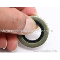 Wholesale Rubber Ball Customized bonded seal in NBR FKM from china suppliers